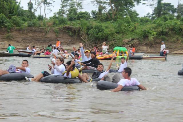 Puerto Asís comienza a vivir la regata 2015