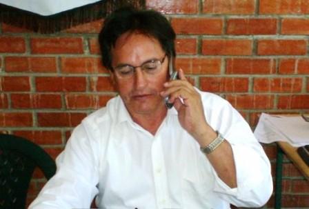 Felipe Nery Burbano - Rector