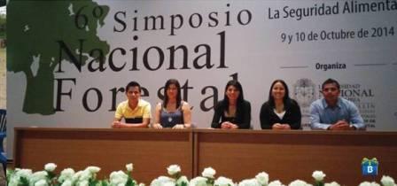 Simposio Forestal Nacional - Medellín 2014