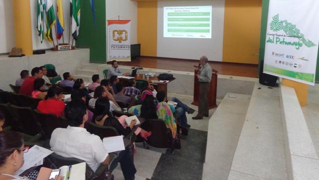 Primera Sesión 2015 de la Comisión Regional de Competitividad del Putumayo