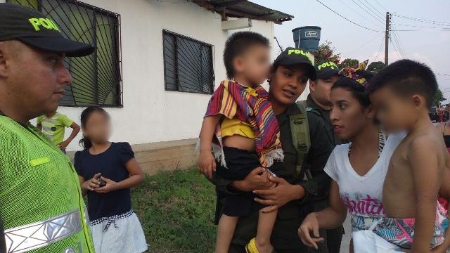 Se fue de rumba y dejo a sus tres hijos menores de edad bajo llave tres días