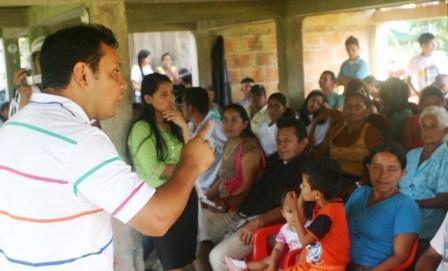 Jhon Jairo Imbachí López, precandidato a la Alcaldía de Mocoa explica las razones por las que los ciudadanos de Mocoa deben darle su voto el próximo 19 de abril.