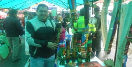 Tito Ivan Barrera - Alcalde de Santiago