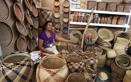 a feria de los artesanos de Colombia comprende diez días de actividades, desde hoy hasta el 26 de abril. FOTO Jaime Perez