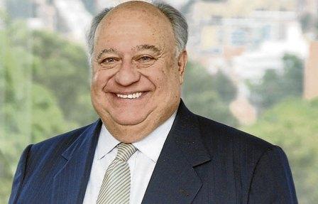 Humberto Calderón Berti, presidente de Vetra