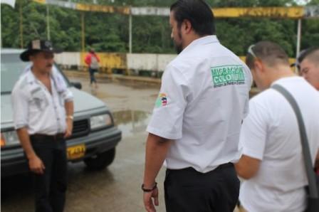 El detenido tiene una orden de captura expedida por el Juzgado 14 Penal Municipal con Funciones de Control de Garantías de Bogotá. (Foto: COLPRENSA - EL NUEVO DÍA)