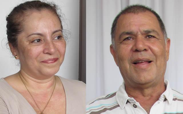 Ana Karime Paredes y Carlos Riascos. Pre Candidatos Liberales a la Alcaldíia de Mocoa