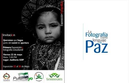 Obras fotográficas del Primer concurso de fotografía se exponen en la OZIP. Imagen cortesía: Leonel Morales