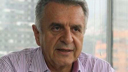 Luis Edo. Garzón - Ministro de Trabajo