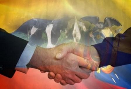 Las intenciones comerciales entre ambos países están claras, solo restan las condiciones sanitarias a para darle vía libre al comercio. Foto: CONtexto Ganadero.