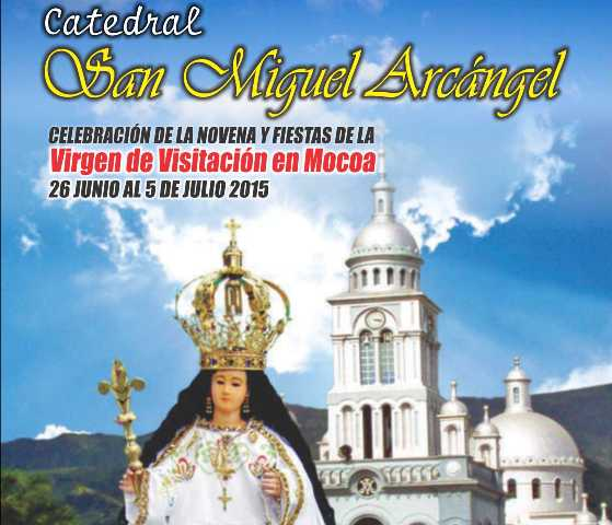 Novena y Fiestas de la Virgen de Visitación en Mocoa