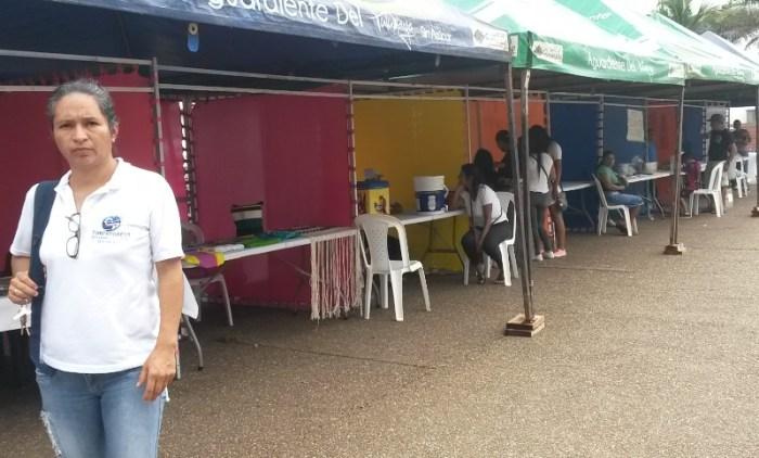 En Mocoa, Feria de emprendimiento empresarial