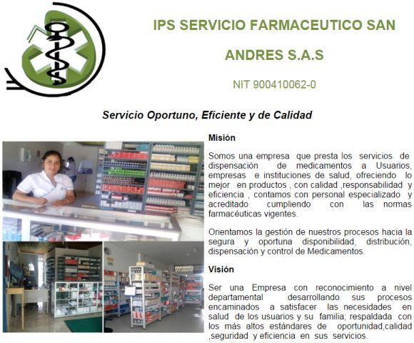 IPS San Andres