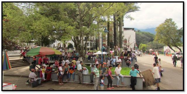 El Juez, la movilidad y el mínimo vital de la Plaza Mayor de Mocoa.