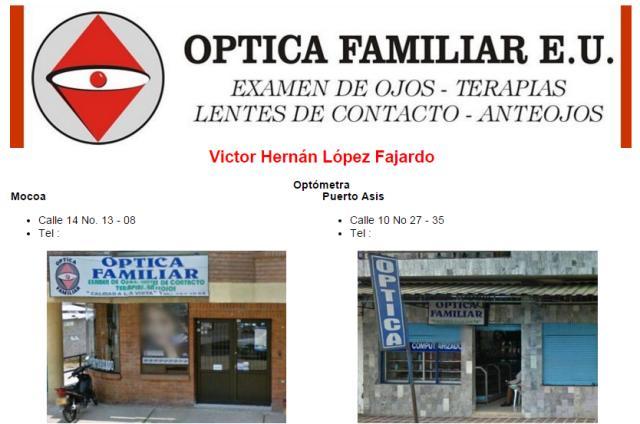 OPTICA FAMILAR