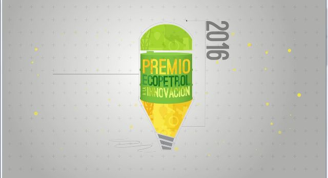 Premio Ecopetrol a la Innovación 2016