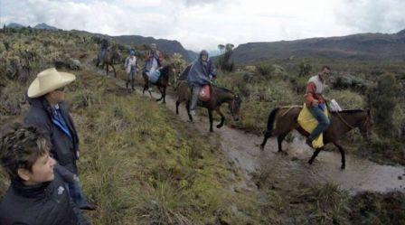 El año anterior se cumplió la segunda expedición al Macizo Colombiano. En la jornada el gobierno nacional se comprometió en la firma del Conpes.