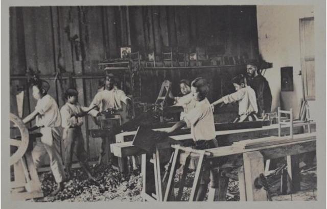 Taller de Carpintería en Puerto Leguízamo –