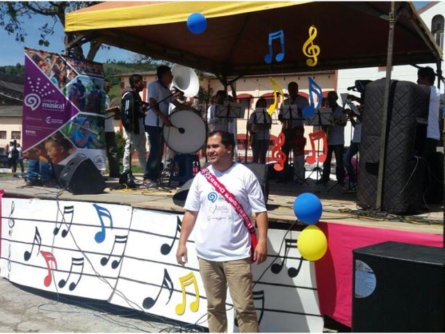 Celebra la Música en Sibundoy