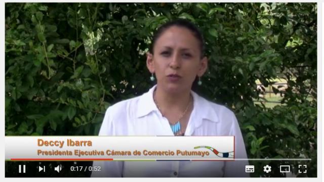 Iniciativas para fortalecer la competitividad, la ciencia y la tecnología en el Putumayo