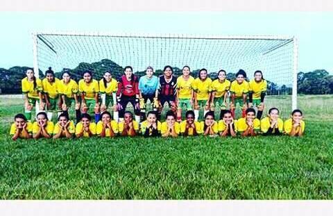 Dos Futbolistas De Putumayo Juegan En La Liga Águila Femenina