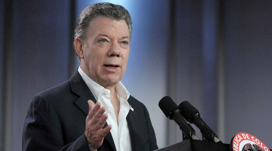 Presidente Santos visitará zona veredal en Putumayo
