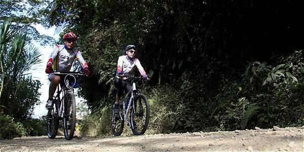 Foto: Juan Manuel Vargas / EL TIEMPO Los deportes de aventura y el café son las apuestas principales del turismo en Risaralda, departamento invitado.