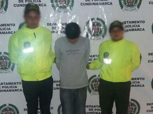 Capturado presunto cobrador de extorsiones en el Putumayo