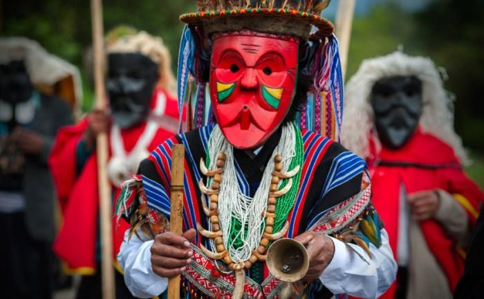 Putumayo vive el Carnaval del Perdón