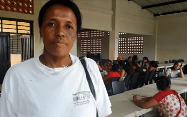Con gran éxito manipuladoras de alimentos en Puerto Asís recibieron primera capacitación del Programa de Alimentación Escolar – PAE 2017.