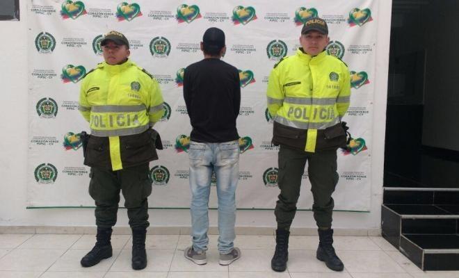 En Sibundoy detienen a un hombre mientras trataba de comercializar cocaína