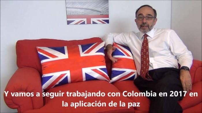 Embajador del Reino Unido, visita este martes a Puerto Asís