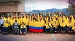 Ya se encuentran en Brasil los dos deportistas putumayenses integrantes de la Selección Colombia de deporte paraolímpico