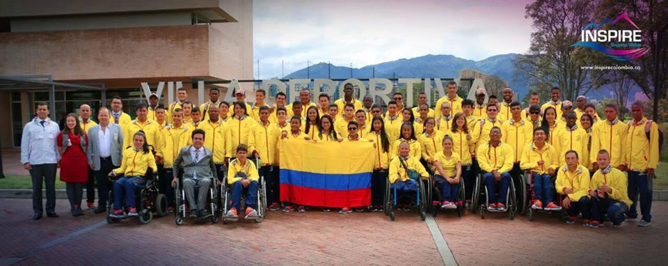 Selección Colombia de Deporte Paraolímpico