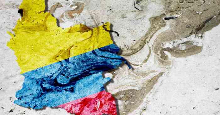 Colombia está inundada de residuos peligrosos