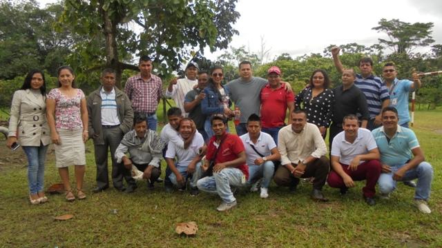 Celebraron el Día del Locutor en Valle del Guamuez