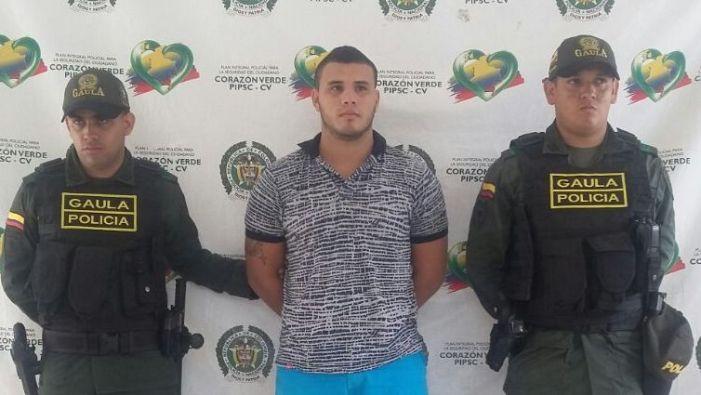 GAULA de la Policía captura en flagrancia a un hombre que extorsionaba al alcalde de Orito