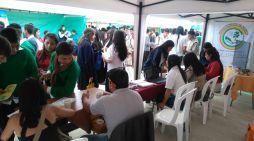 El Alto Putumayo respondió con gran asistencia a la Primer feria de Universidades.