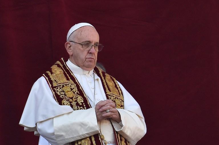 Papa Francisco / Foto AFP