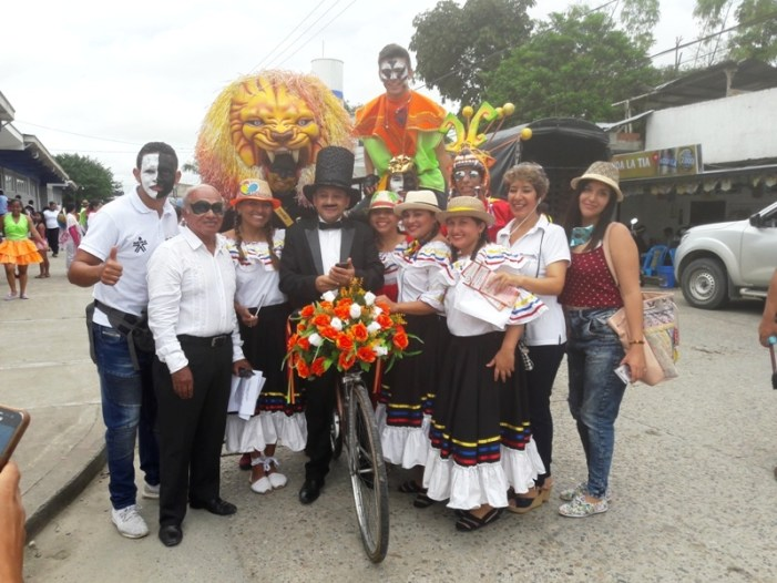 El SENA vistió de carnaval al hermoso municipio dePuerto Asís.