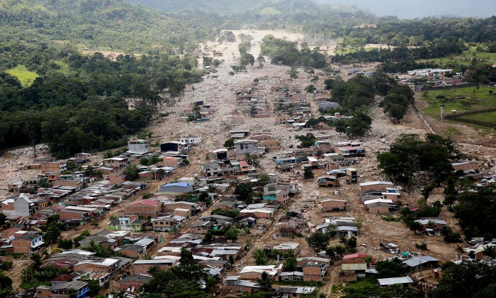 En Mocoa la tragedia la generaron, en parte, las intensas lluvias. En un poco más de tres horas cayeron 130 milímetros de agua, el 30% de lo que cae en el Putumayo en un mes. Elpais.com.co | Colprensa