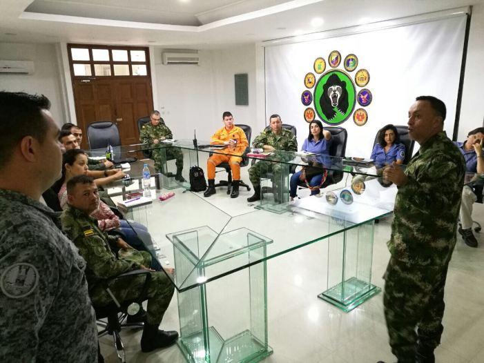 Ejército Nacional está trabajando para detener deforestación y minería ilegal en Putumayo