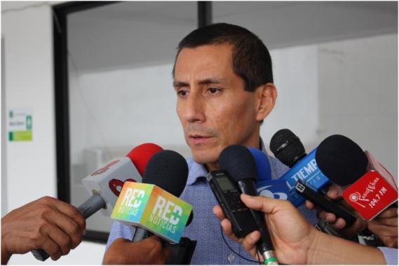 Comisión del Senado de la República visita a Mocoa para revisar el avance de la reconstrucción.