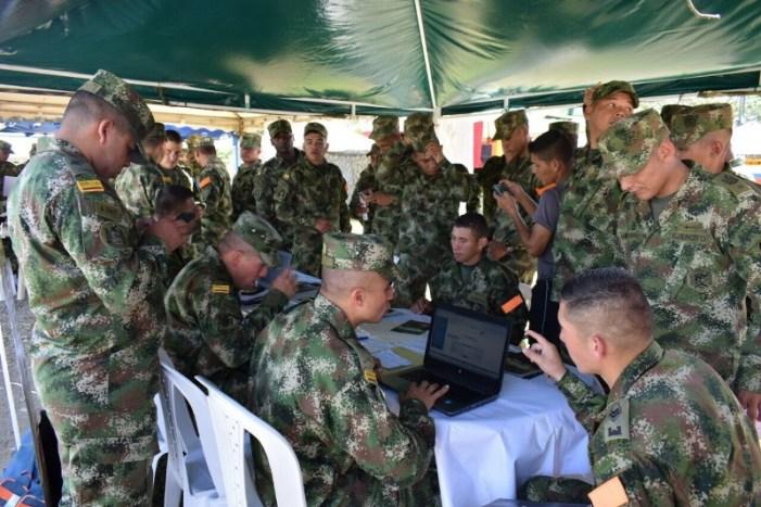 Ejercito realiza jornada de fortalecimiento institucional para sus héores