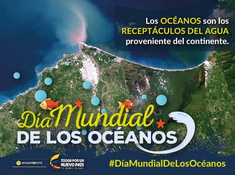 Celebran Día Mundial de los Océanos... ¡con Diego Luna!