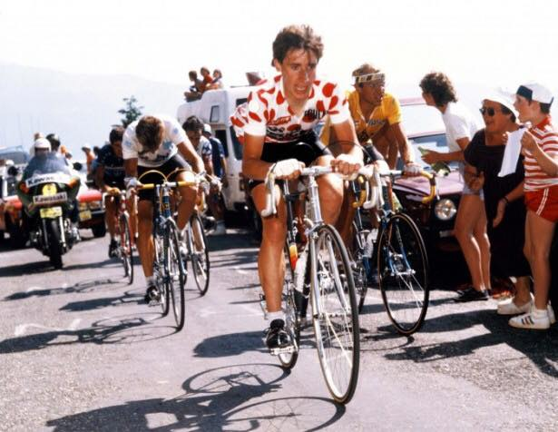 Ciclista colombiano Rigoberto Urán gana etapa reina del Tour de Francia