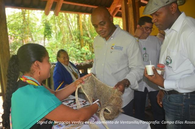 CORPOAMAZONIA crea la Ventanilla de Negocios Verdes del sur de la Amazonia