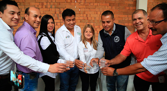 Hoy Ministra de Vivienda supervisa obras de reconstrucción en Mocoa
