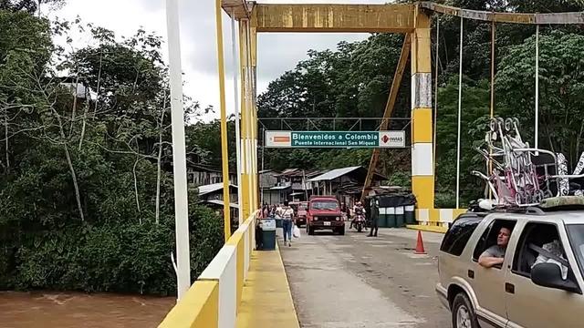Colombia y Ecuador cierran filas en la frontera para prevenir las enfermedades transmitidas por Aedes Aegypti, entre otras