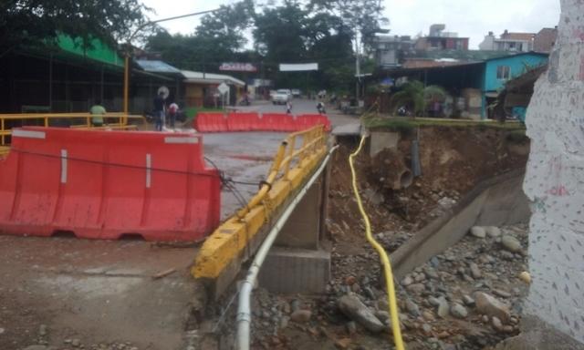 52 firmas interesadas en interventoría para construcción de puente del Río Mulato en Mocoa